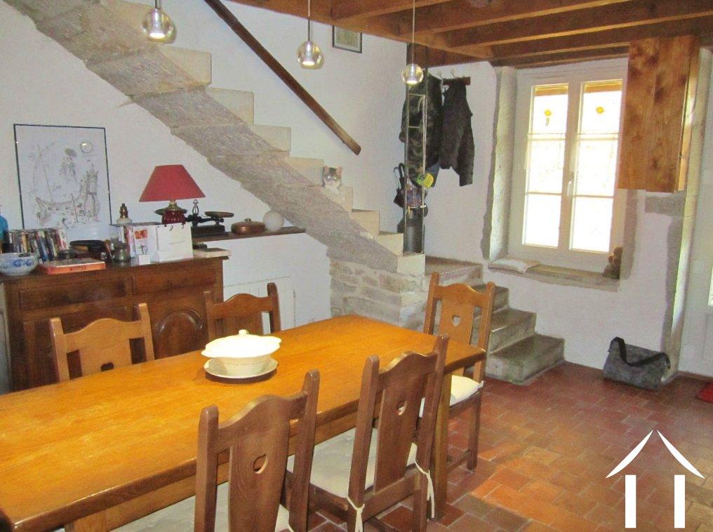village house for sale joncy burgundy 12126. Black Bedroom Furniture Sets. Home Design Ideas