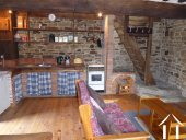 Converted farmhouse with guest house and barns Ref # CR5067BS image 14 Kitchen in guest house