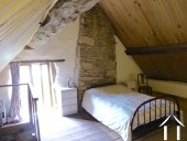 Converted farmhouse with guest house and barns Ref # CR5067BS image 15 Bedroom 3 ( guest house) with ensuite shower