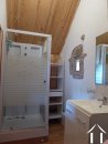 Converted farmhouse with guest house and barns Ref # CR5067BS image 17 en suite shower and toilet for bedroom 3