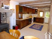 Converted farmhouse with guest house and barns Ref # CR5067BS image 4 Kitchen