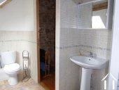 Converted farmhouse with guest house and barns Ref # CR5067BS image 7 en suite shower room for bedroom1