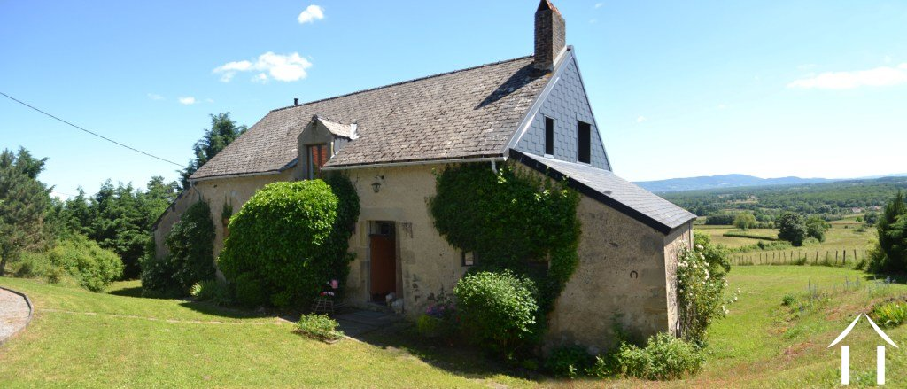 Farmhouse with Apartment Barn & Stunning Views