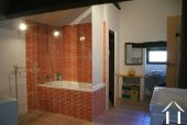 Farmhouse with Apartment Barn & Stunning Views Ref # RT5077P image 12 Contemporary bathroom