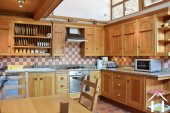 Grand character house, 2 gites, pool and views near Cluny Ref # JP5060S image 20