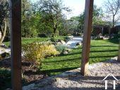 Pleasant garden.