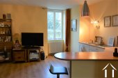 Private corner kitchen