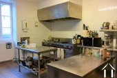 equipped professional kitchen