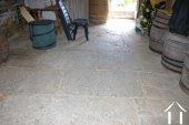 floor in barn