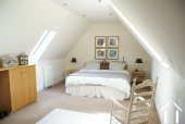 15th Century Priory House Ref # RT4974P image 12 Master bedroom with en suite bathroom