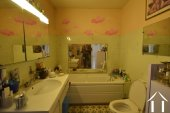 bathroom with toilet on ground floor