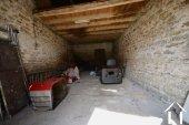 garage in barn
