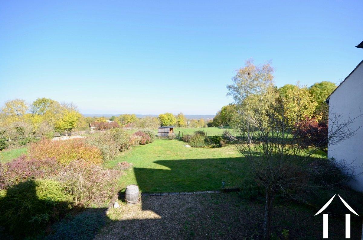 Village house for sale montceau et echarnant burgundy for Le jardin neufchatel sur aisne