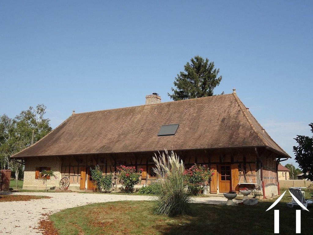 Original farmhouse in good condition