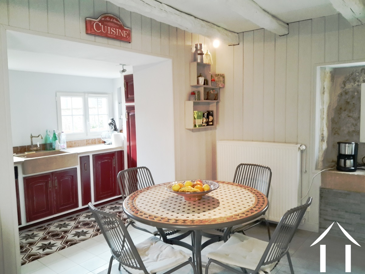 Character House For Sale Dijon Burgundy 13463 France4ueu