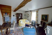 Large and comfortable country house with lovely views. Ref # BH1957V image 23 living room cottage
