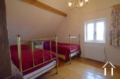 Large and comfortable country house with lovely views. Ref # BH1957V image 25 second bedroom in cottage