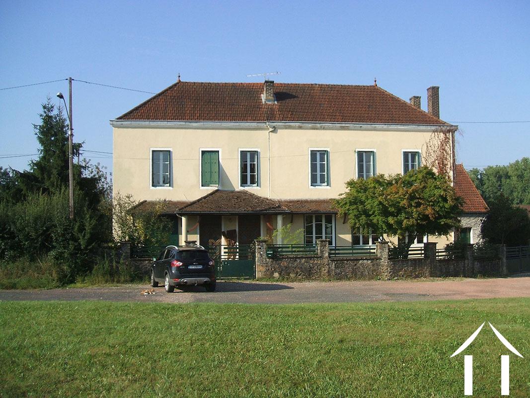 Maison de Maitre with 4 B&B rooms & gîte