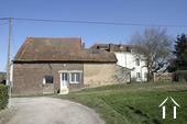 Maison de Maitre with 7 bedrooms & gîte Ref # CR5002BS image 18 Entrance to back house