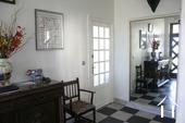 Maison de Maitre with 7 bedrooms & gîte Ref # CR5002BS image 7 Main entrance to house