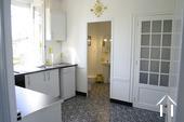 Gite: kitchen & bathroom
