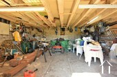 40 m2 barn used as a workshop