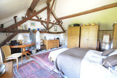Character house on a hill with splendid view and guest house Ref # CR4749BS image 15 Master bedroom
