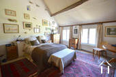 Character house on a hill with splendid view and guest house Ref # CR4749BS image 4 Master bedroom