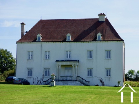 Beautiful manor house built in 2006 on 1 hectare ground Ref # DF4758C Main picture