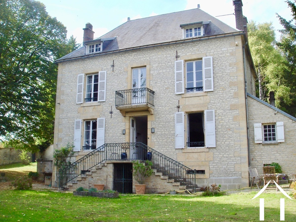 Charming manor house for ultimate country living on 1.8 ha