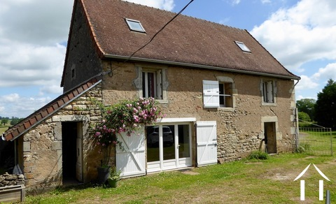 Old vicarage with farmhouse in charming village Ref # DF4791C