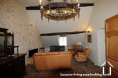 3 Gîtes for sale in historic city center Ref # LB4789N image 38
