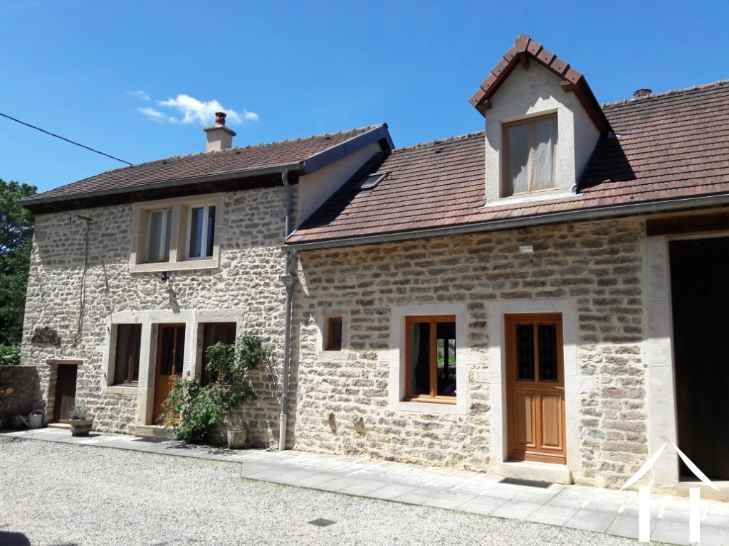 Charming Restored Farmhouse with Buildings