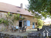 Converted farmhouse with guest house and barns Ref # CR5067BS image 10 Main house