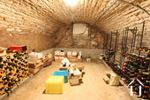 Beaune centre, large house with wine cellar Ref # CR4921BS image 17 Wine cellar