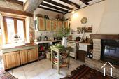 Cosy house in Hautes Côtes de Nuits Ref # CR5105BS image 3 Kitchen