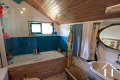 Cosy house in Hautes Côtes de Nuits Ref # CR5105BS image 7 Bathroom