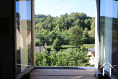 Cosy house in Hautes Côtes de Nuits Ref # CR5105BS image 8 View from bedroom