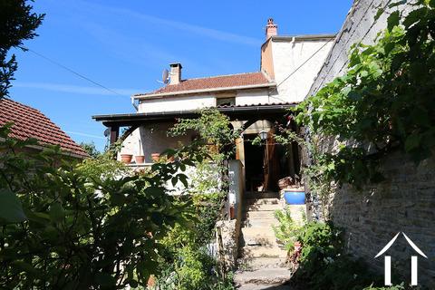 Cosy house in Hautes Côtes de Nuits Ref # CR4847BS