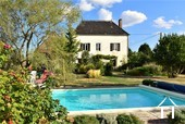 Renovated country house with barn, pool and great views Ref # JP4848S image 1 8x4 pool in the garden