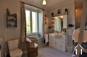 Renovated country house with barn, pool and great views Ref # JP4848S image 16 bathroom with walk in shower