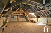 Renovated country house with barn, pool and great views Ref # JP4848S image 17 open loft space on second floor