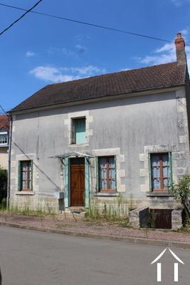 Village house & barn for sale Ref # LB4888N