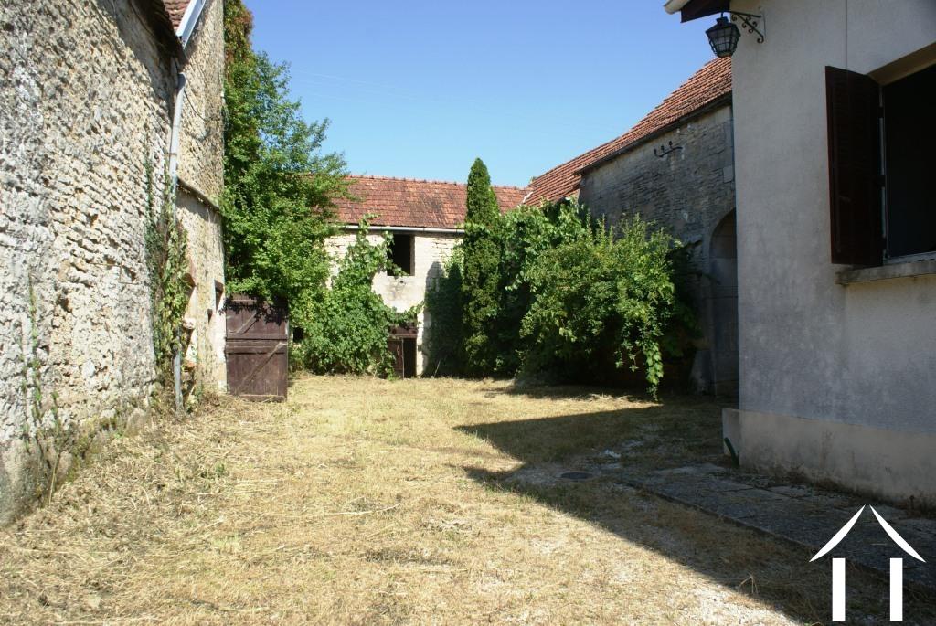 Village House, Barns & Land