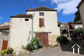 House near neo-feudal castle, renovation project Ref # CR4914BS image 1 Front view