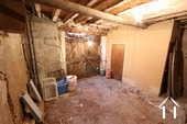 House near neo-feudal castle, renovation project Ref # CR4914BS image 11 Garage 1