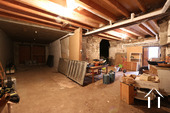 House near neo-feudal castle, renovation project Ref # CR4914BS image 12 Garage2/Cellar