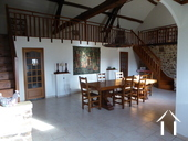 Beautiful renovated large farmhouse on 8900m2 Ref # DF4916C image 5 Living