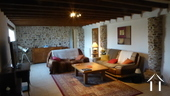 Beautiful renovated large farmhouse on 8900m2 Ref # DF4916C image 4 Salon