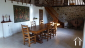 Beautiful renovated large farmhouse on 8900m2 Ref # DF4916C image 22 Living